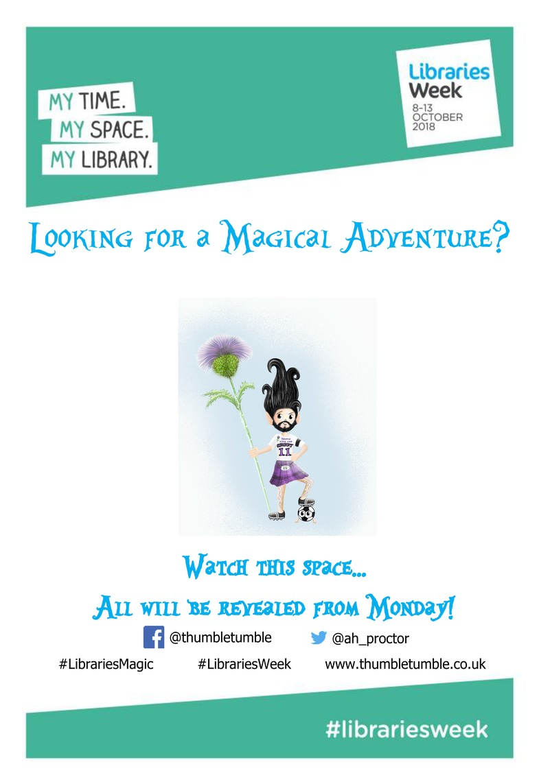 Discover Adventure this National Libraries Week