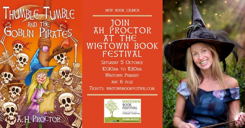 Wigtown 2019 promo detail