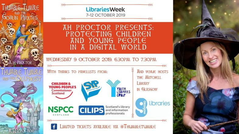 Libraries week image detail